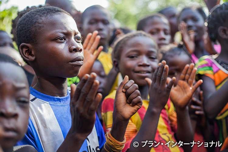 活動国詳細】中央アフリカ共和国|プラン・インターナショナル ...