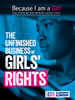 THE UNFINISHED BUSINESS OF GIRL'S RIGHTS 「女の子の権利に関する未解決の問題」(2015年)