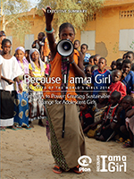 Pathways to Power: Creating Sustainable Change for Adolescent Girls 「パワーを手に入れるための道のり」(2014年)