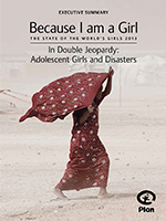 In Double Jeopardy: Adolescent Girls and Disasters 「二重の危機一思春期の女の子と災害一」(2013年)