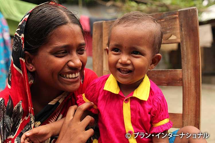 写真:予防接種、産前産後健診カウンセリング